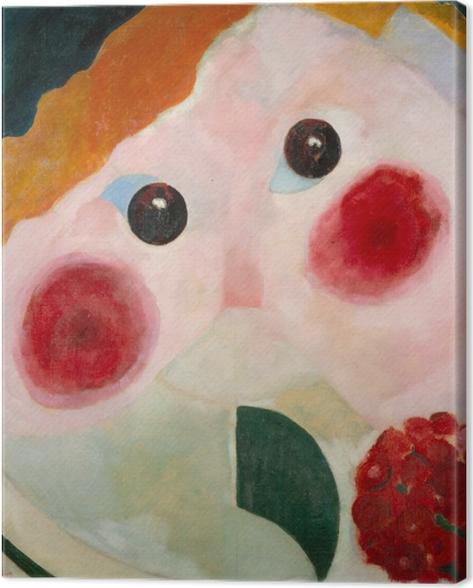 Obraz na płótnie Theo van Doesburg - Dziewczyna z jaskrem - Reproductions