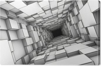 Obraz na płótnie Tunel