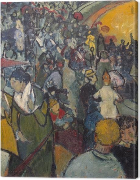 Obraz na płótnie Vincent van Gogh - Arena w Arles - Reproductions