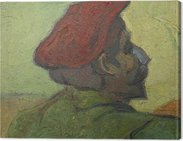 Obraz na płótnie Vincent van Gogh - Paul Gauguin - Reproductions