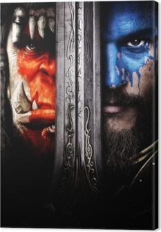 Obraz na płótnie Warcraft: Początek