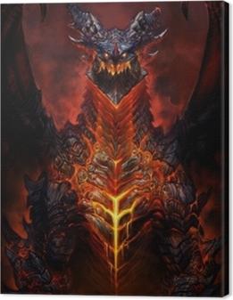 Obraz na płótnie World of Warcraft
