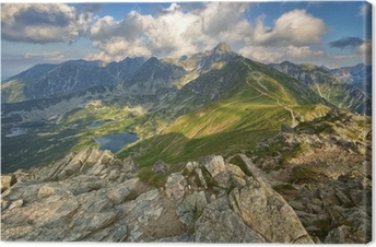 Obraz na płótnie Wysoka Tatry
