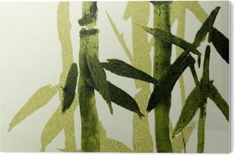 Obraz na PVC Bambus textury