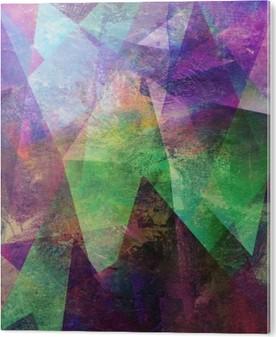 Obraz na PVC Malerei Graphik abstrakt