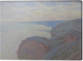 Obrazy premium Claude Monet - Klif nieopodal Dieppe