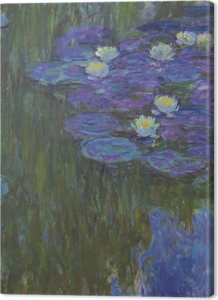Obrazy premium Claude Monet - Lilie wodne - Reprodukcje
