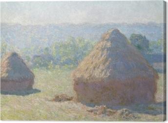 Obrazy premium Claude Monet - Stogi