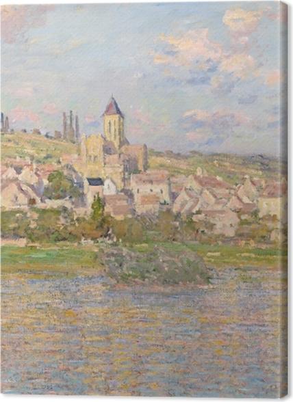 Obrazy premium Claude Monet - Vetheuil - Reprodukcje