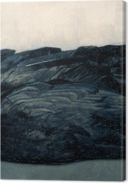 Obrazy premium Floris Verster - Dwa martwe gawrony - Reproductions