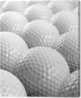 Obrazy premium Golf balls