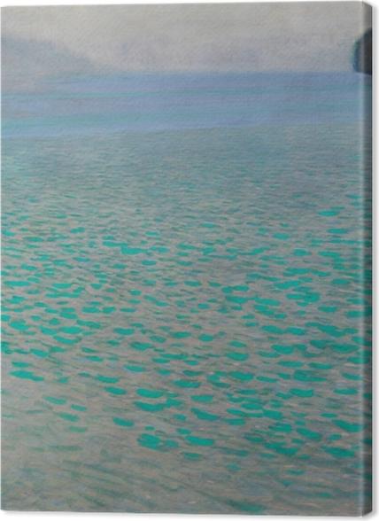 Obrazy premium Gustav Klimt - Jezioro Attersee - Reprodukcje