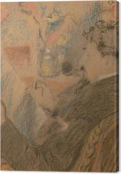 Obrazy premium Jan Toorop - Szkic - Reproductions