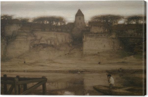 Obrazy premium Matthijs Maris - Saint-Ouen - Reproductions