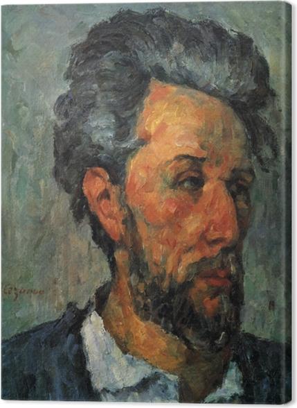 Obrazy premium Paul Cézanne - Portret Victora Chocquet - Reprodukcje