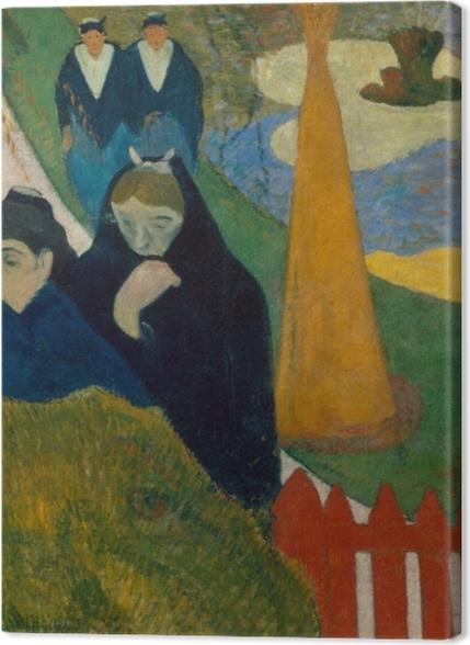 Obrazy premium Paul Gauguin - Mistral - Reprodukcje