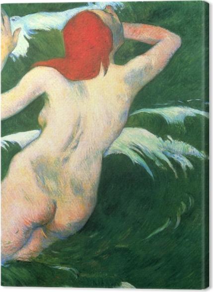 Obrazy premium Paul Gauguin - Ondine - Reprodukcje