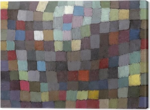 Obrazy premium Paul Klee - Majowy obraz - Reprodukcje