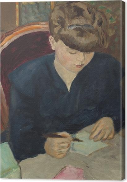 Obrazy premium Pierre Bonnard - List - Reproductions