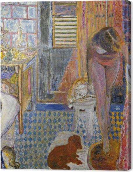 Obrazy premium Pierre Bonnard - Toaleta - Reproductions
