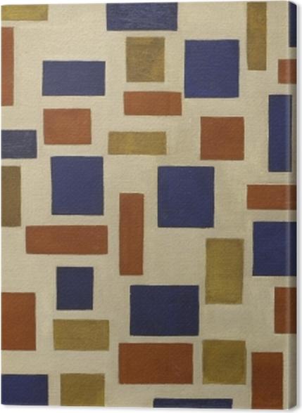 Obrazy premium Theo van Doesburg - Kompozycja XI - Reproductions