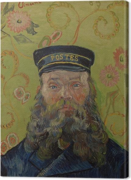 Obrazy premium Vincent van Gogh - Joseph-Etienne Roulin - Reproductions