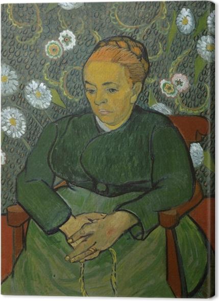 Obrazy premium Vincent van Gogh - Piastunka - Reproductions