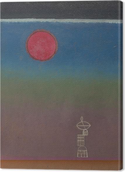 Obrazy premium Wassily Kandinsky - Daleko - Reprodukcje