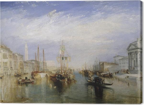 Obrazy premium William Turner - Canal Grande - Reprodukcje