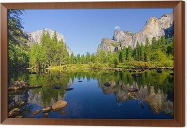 Obraz v Rámu Yosemite
