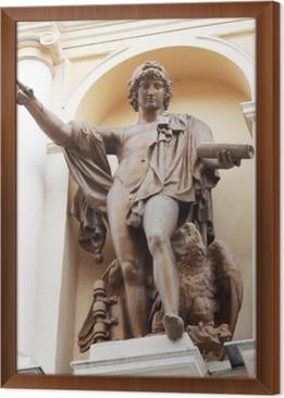 Obraz Na Płótnie Pomnik Prometeusza Pixers żyjemy By Zmieniać
