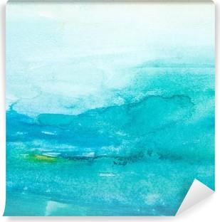 Omyvatelná Fototapeta barevné tahy akvarel malířské umění