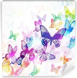 Omyvatelná Fototapeta Butterfly