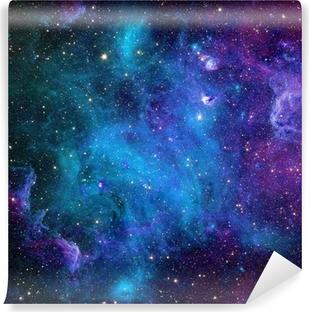 Omyvatelná Fototapeta Galaxie