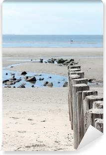 Omyvatelná Fototapeta Pláž / Ameland