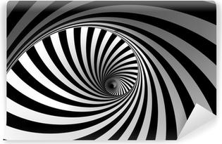 Papier Peint Vinyle 3d abstrait Spiral