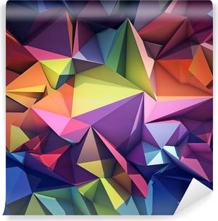 Papier peint vinyle Abstract geometric background