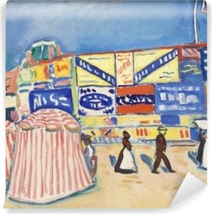 Papier peint vinyle Albert Marquet - Affiches à Trouville