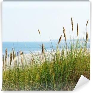 Papier peint vinyle Am Meer - À la plage