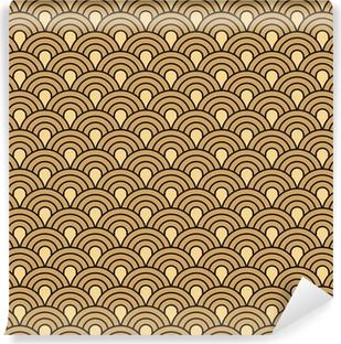 papiers peints zigzags pixers nous vivons pour changer. Black Bedroom Furniture Sets. Home Design Ideas