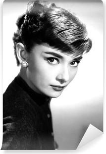 Papier Peint Vinyle Audrey Hepburn