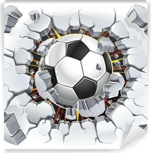 Américain Ballons de Foot Rugby Boules 3D Photo Papier-Peint Mure Mural