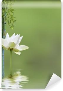 Papier Peint Autocollant Décor relaxant asiatique