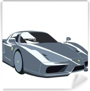Papier Peint Autocollant FERRARI ENZO Sportscar