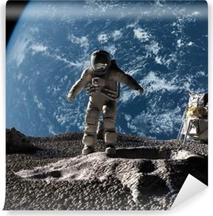 Papier Peint Autocollant L'astronaute