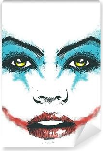 Papier Peint Autocollant Le Joker
