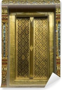 Papier Peint Autocollant Porte du temple