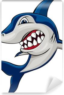 Papier peint autocollant Requin en colère
