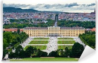 Papier peint autocollant Schonnbrunn palais à Vienne