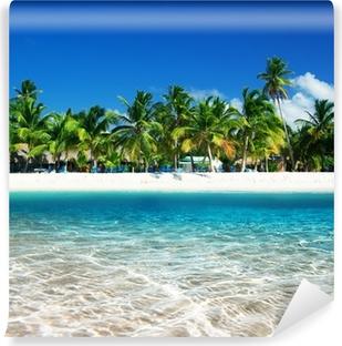 Papier peint autocollant Tropical beach